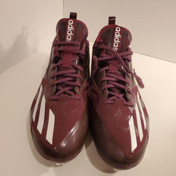NWT Men's 12.5 Adidas Adizero Sports Cleats for US